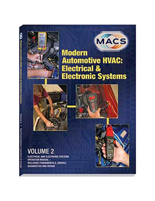 HVAC Electrical Systems Book Cover Volume 2