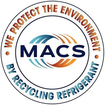 MACS 609 Wall Decal